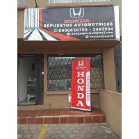 REPUESTOS Y ACCESORIOS HONDA ECUADOR