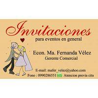INVITACIONES Y TARJETAS PARA BODA, MATRIMONIO EN GUAYAQUIL