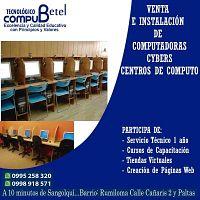 COMPUTADORAS DE ESCRITORIO Y PORTÁTILES DE VENTA, SANGOLQUI